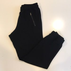 J. Crew Pants - J Crew Black Jogger Trousers (Size 4)